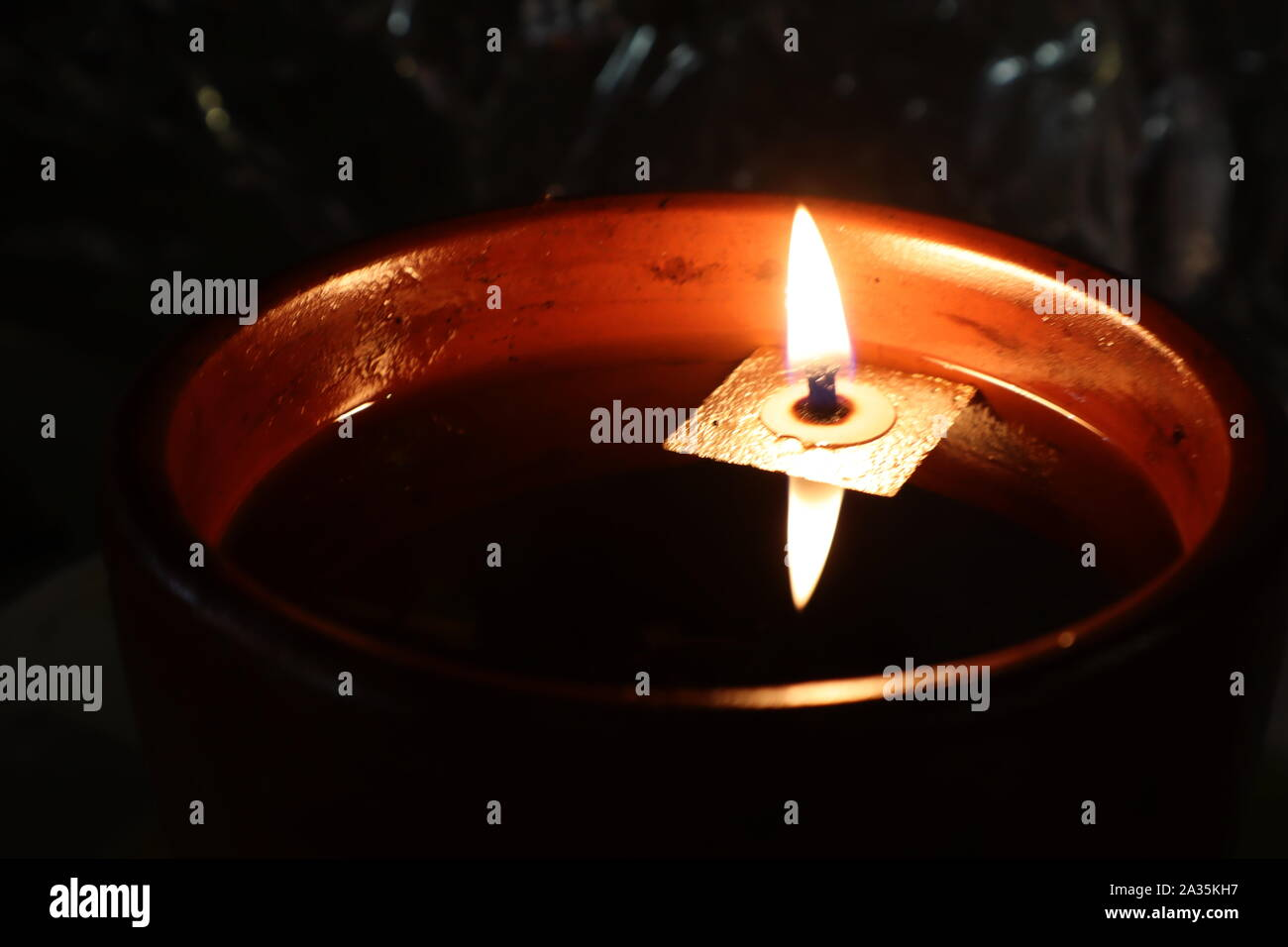 Picture of: Floating Wick High Resolution Stock Photography And Images Alamy