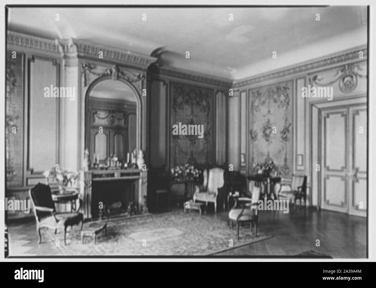 Gramercy Park Hotel,52 Gramercy Park,New York City,NYC,Gottscho-Schleisner