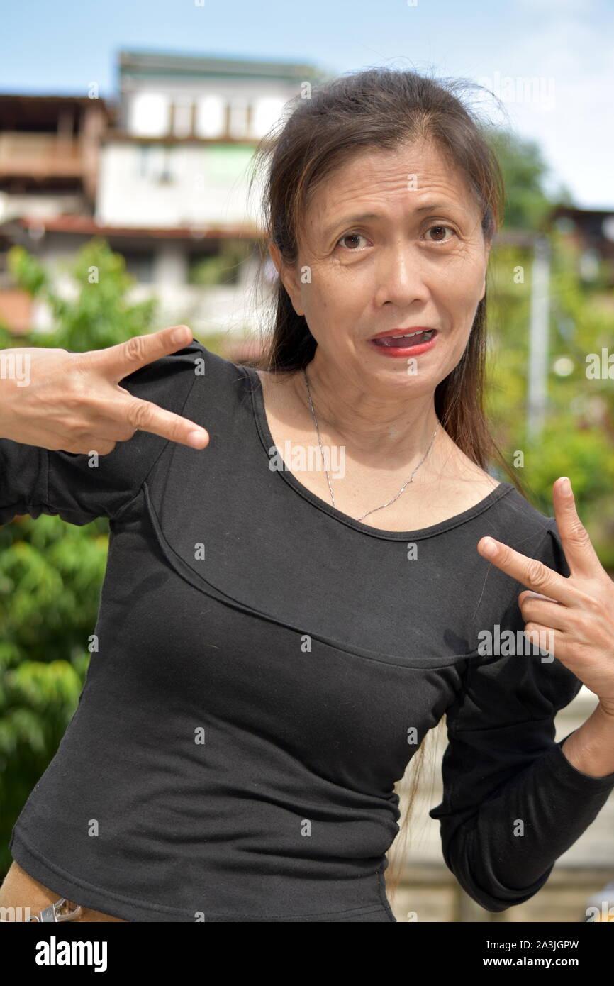 Mature filipino women