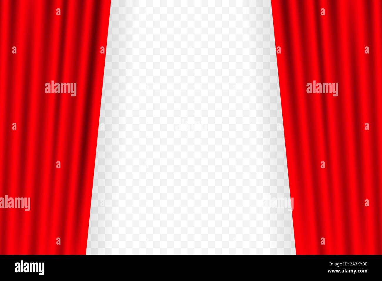 Entertainment Curtains Background For Movies Beautiful Red Theatre Folded Curtain Drapes On Black Stage Vector Stock Illustration Image Art Alamy