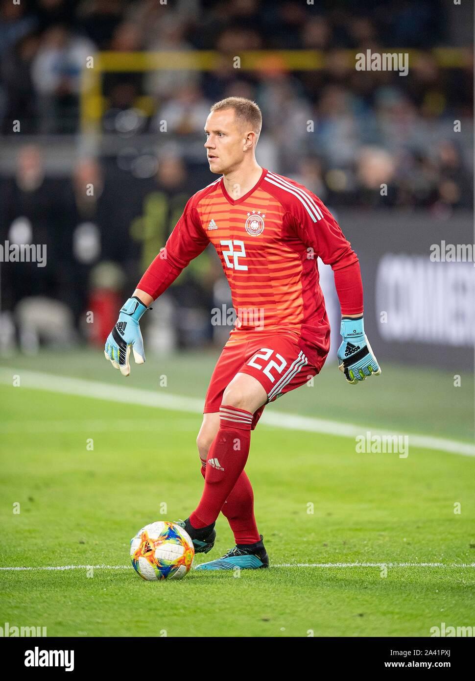 Goalkeeper Marc-Andre TER STEGEN (GER) Promotion, Football Laenderspiel, Friendly Match, Germany (GER) - Argentina (ARG) 2: 2, on 09/10/2019 in Dortmund / Germany. ¬ | usage worldwide Stock Photo