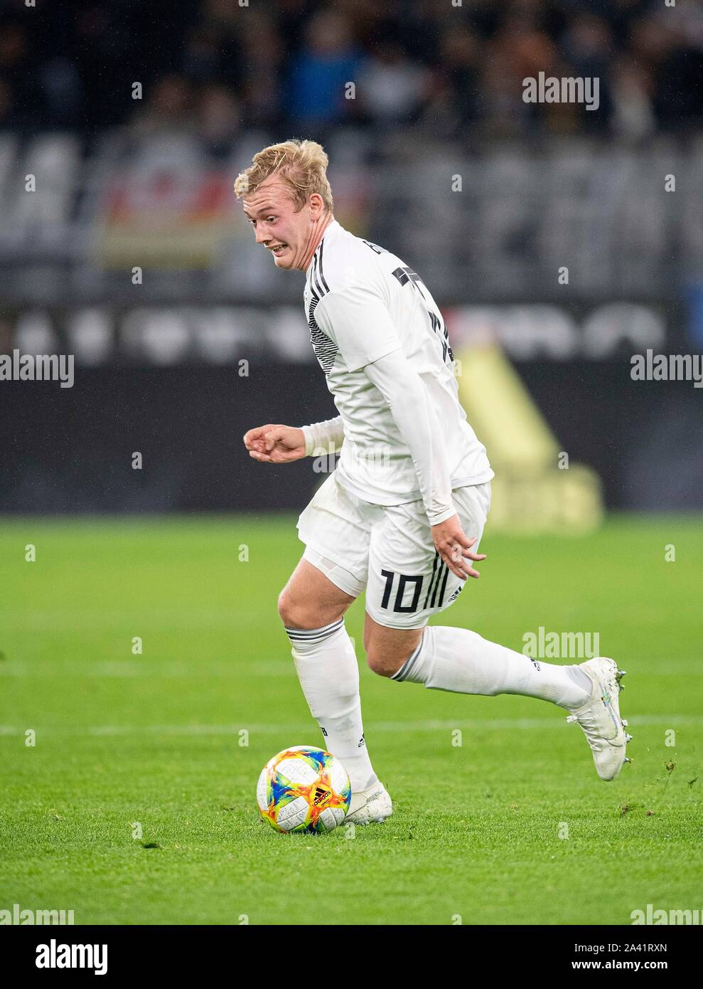 Julian BRANDT (GER) Promotion, Football Laenderpiel, Friendly Match, Germany (GER) - Argentina (ARG) 2: 2, on 09/10/2019 in Dortmund/Germany. ¬ | usage worldwide Stock Photo