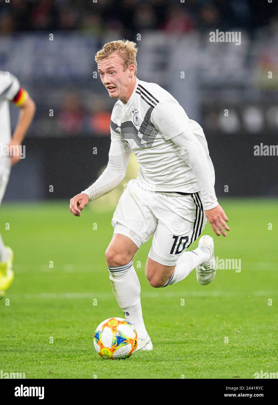 Julian BRANDT (GER) Promotion, Football Laenderpiel, Friendly Match, Germany (GER) - Argentina (ARG) 2: 2, on 09/10/2019 in Dortmund/Germany. ¬ | usage worldwide Stock Photo