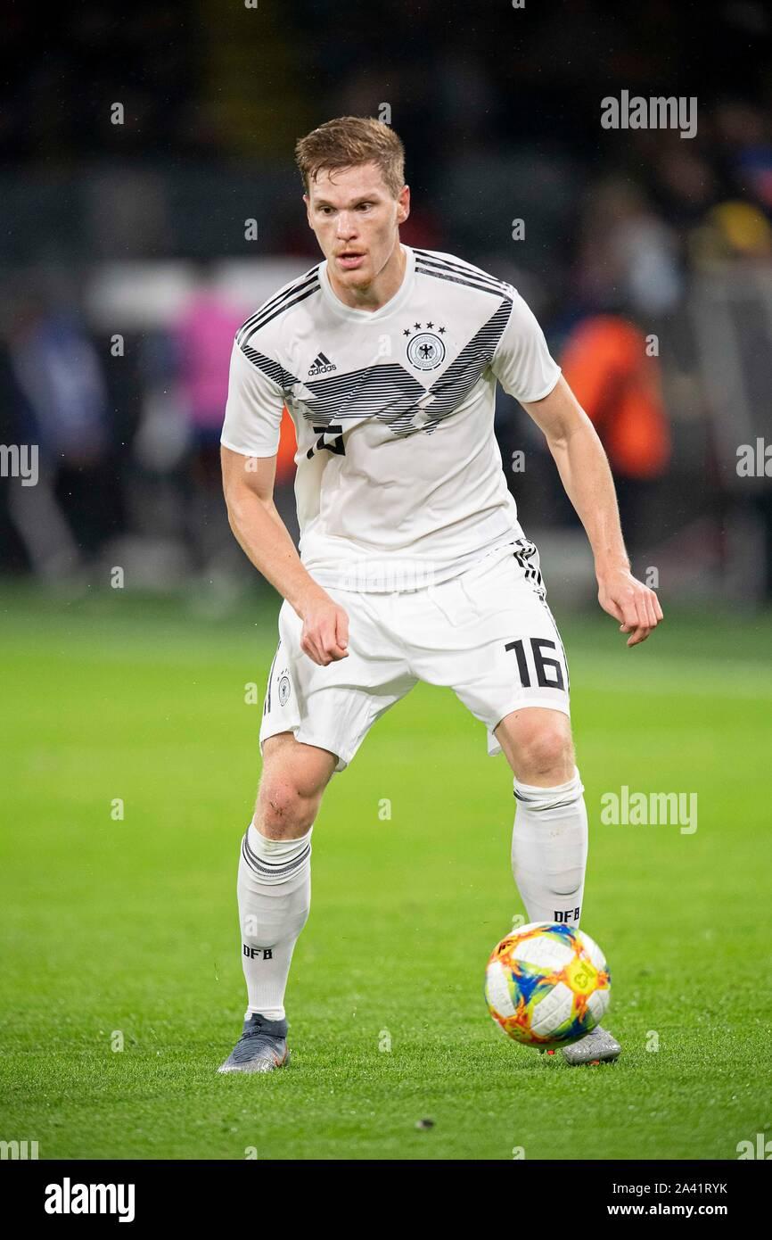 Marcel HALSTENBERG (GER) Promotion, Football Laenderpiel, Friendly Match, Germany (GER) - Argentina (ARG) 2: 2, on 09/10/2019 in Dortmund/Germany. ¬ | usage worldwide Stock Photo