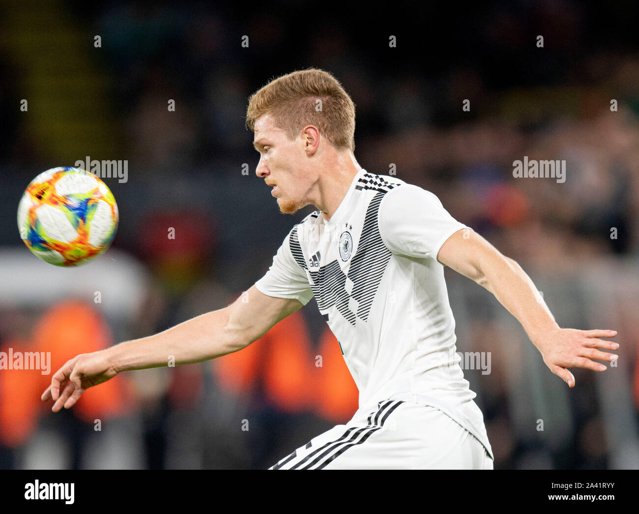 Marcel HALSTENBERG (GER) Promotion, Football Laenderpiel, Friendly Match, Germany (GER) - Argentina (ARG) 2: 2, on 09/10/2019 in Dortmund/Germany. ¬ | usage worldwide Stock Photo