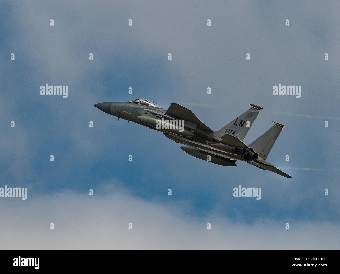 F15c Eagle Stock Photo