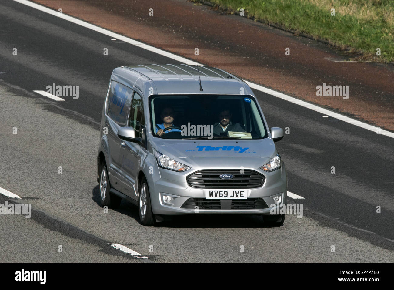 Ford Transit Connect High Resolution Stock Photography And Images Alamy