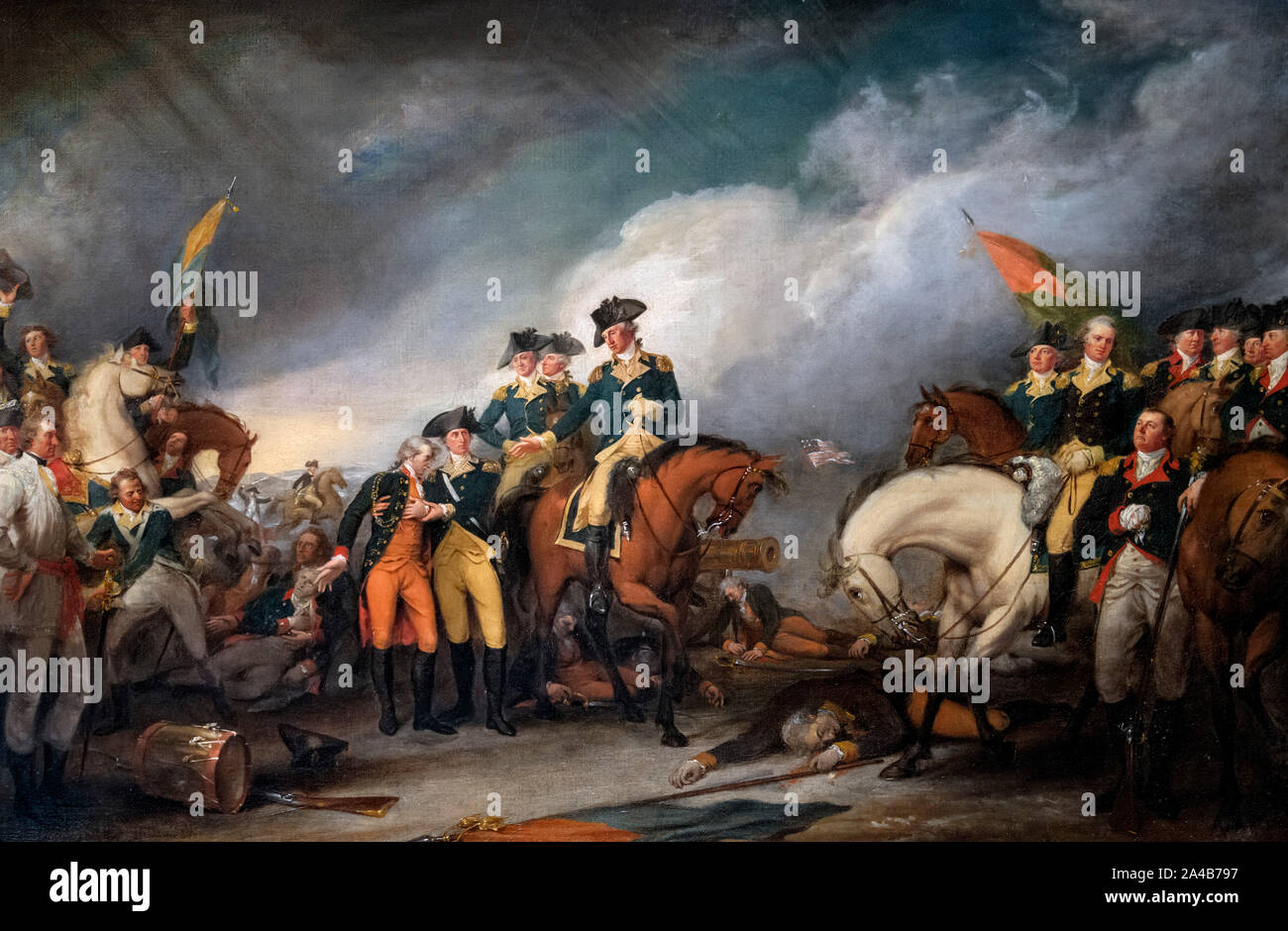 24. The Battle of Trenton (Young Heroes of the American Revolution)