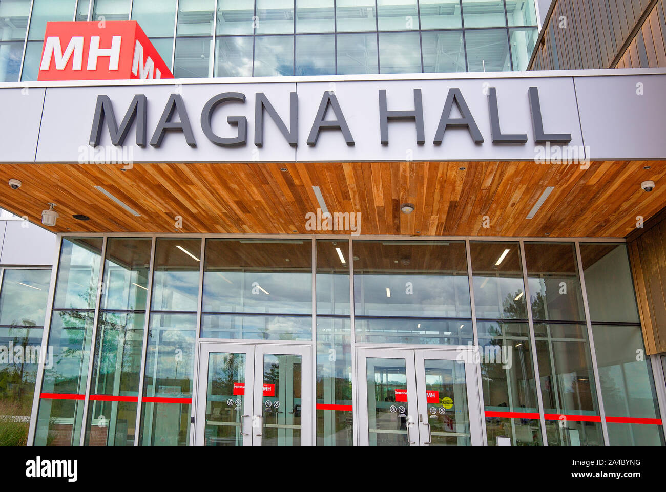 Seneca College Of Applied Arts And Technology High Resolution Stock Photography And Images Alamy