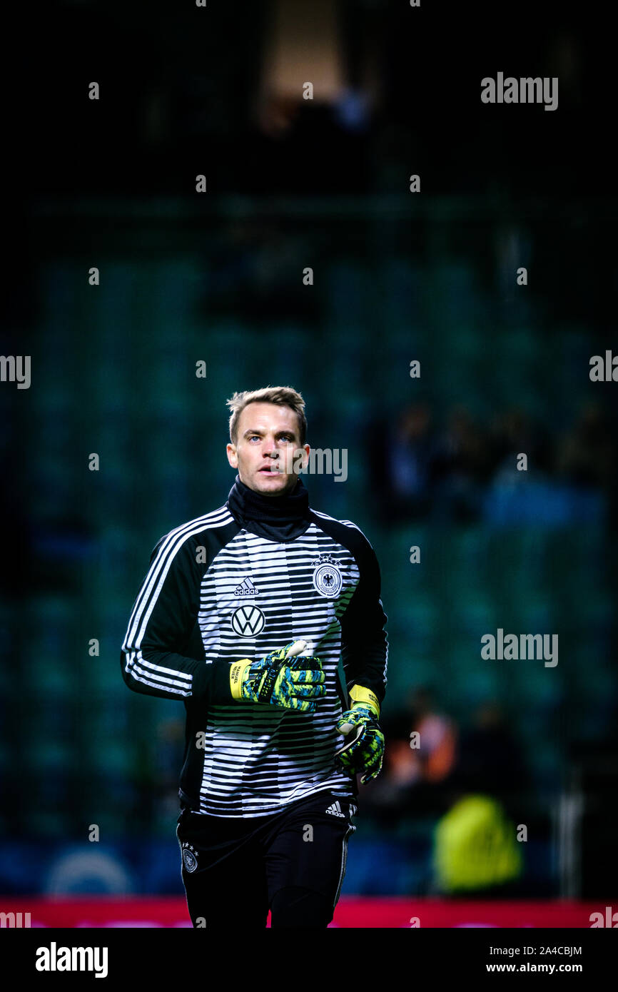 Neuer bulge manuel Germany supported