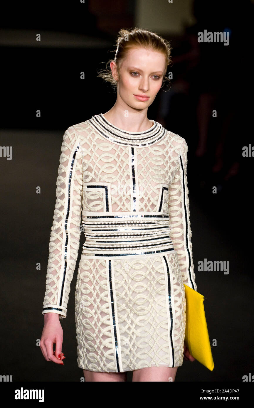 Black And White Sass And Bide Dress High Resolution Stock Photography And Images Alamy