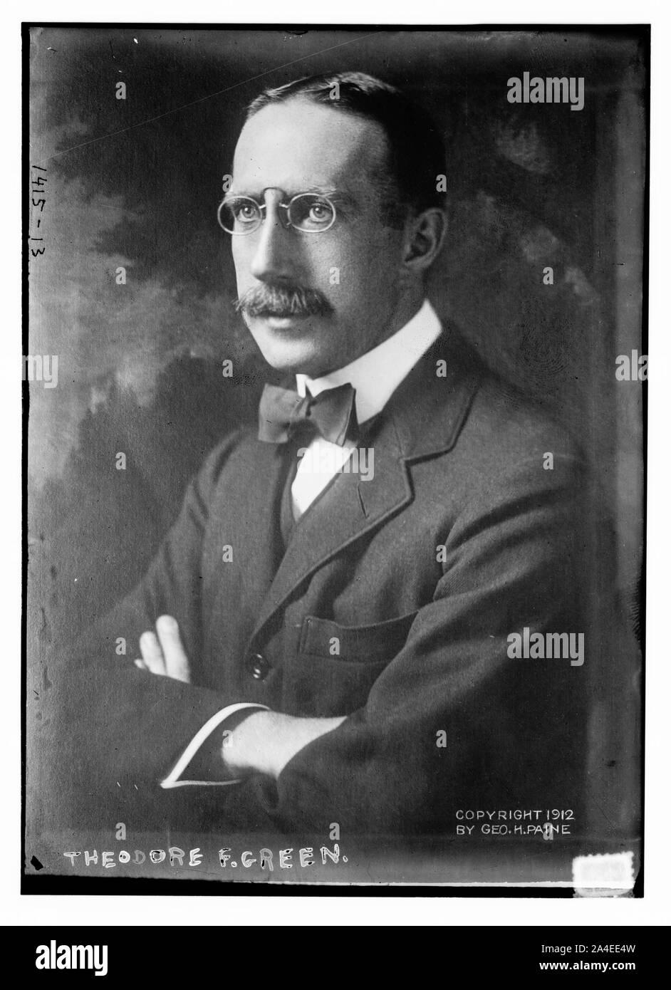 Theodore F. Green Stock Photo - Alamy
