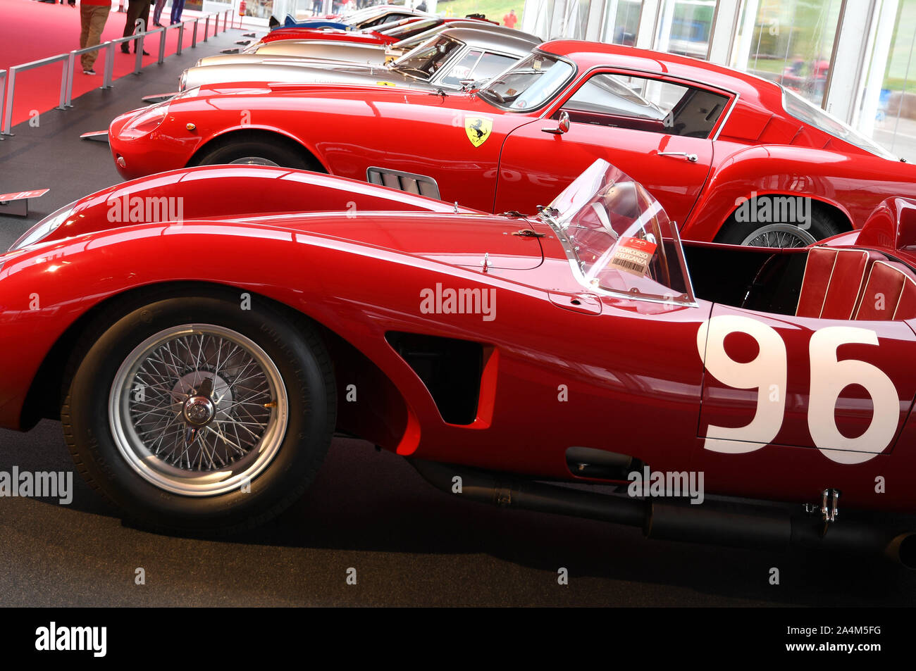 Vintage Ferrari High Resolution Stock Photography And Images Alamy