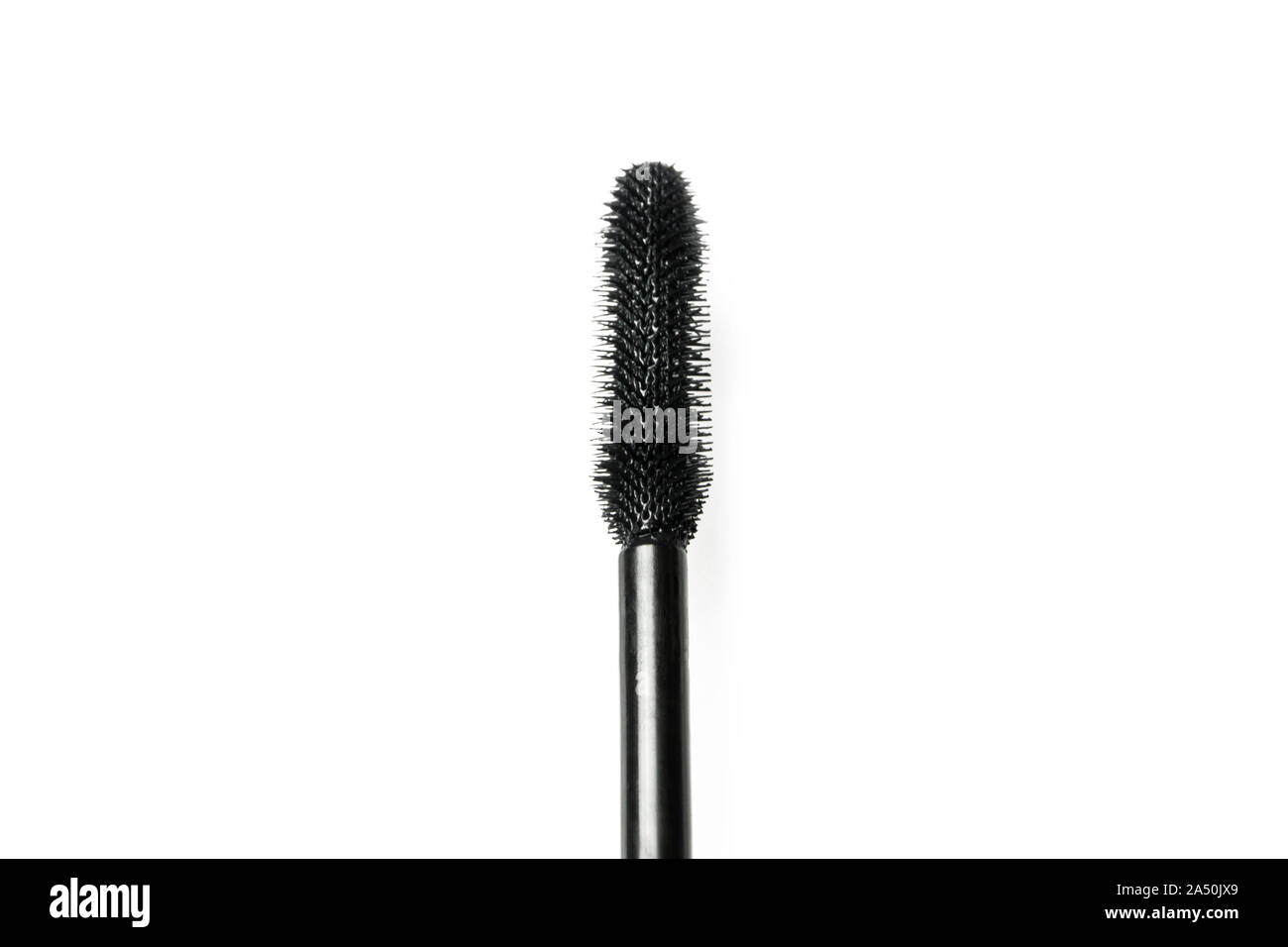 mascara product shot whtie background Stock Photo