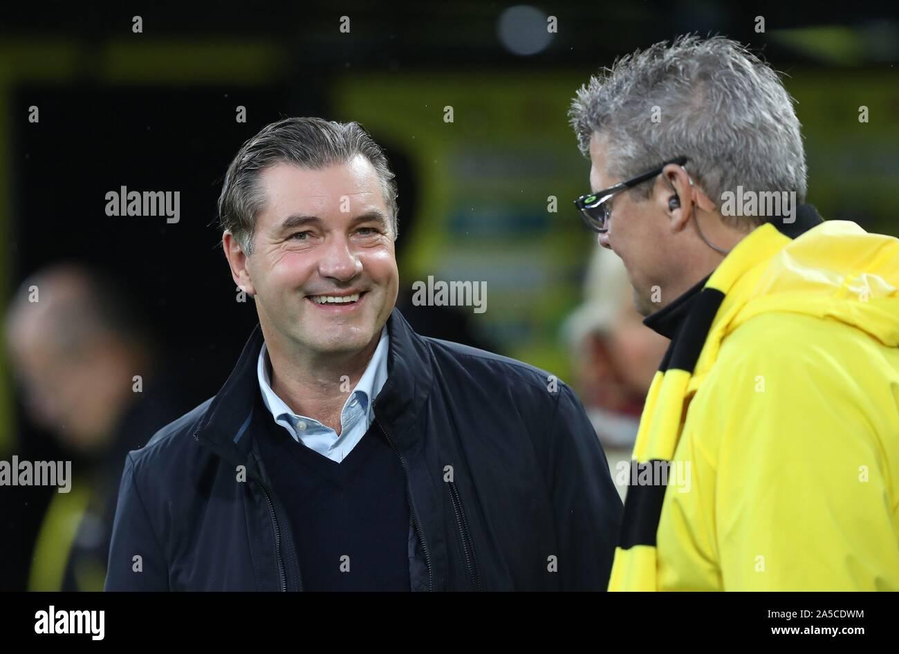 Dortmund Deutschland 19th Oct 2019 Firo 19 10 2019 Fuvuball Football 1 Bundesliga Season 2019 2020 Bvb