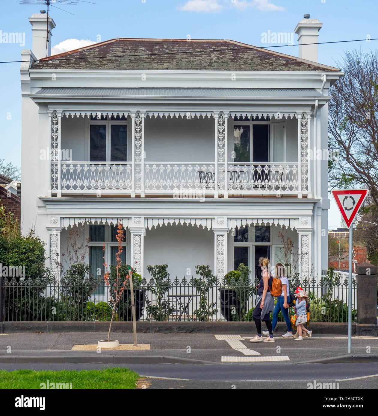 Style De Veranda Moderne australian architecture house veranda stock photos
