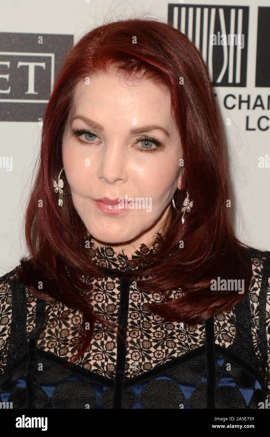 Beverly Hills Ca 19th Oct 2019 Priscilla Presley At The Last Chance For Animalso 35th Anniversary