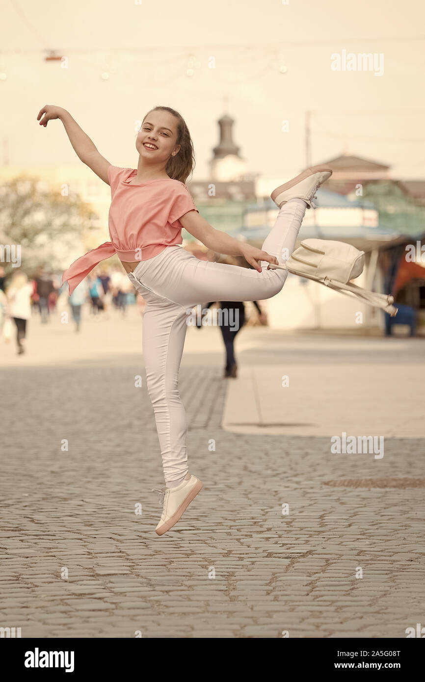 Dancing Leap High Resolution Stock Photography And Images Alamy