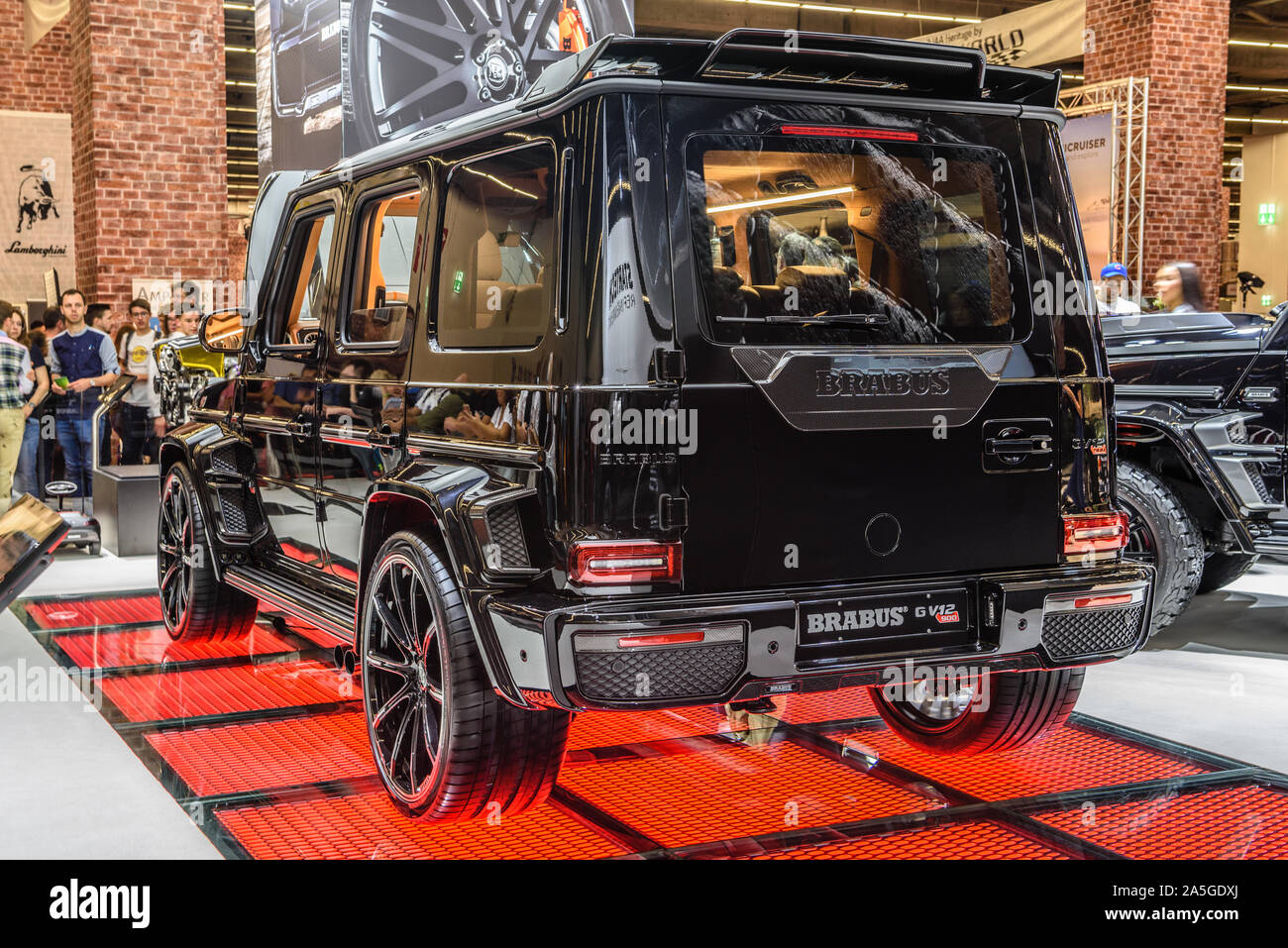 Mercedes G Class High Resolution Stock Photography And Images Alamy
