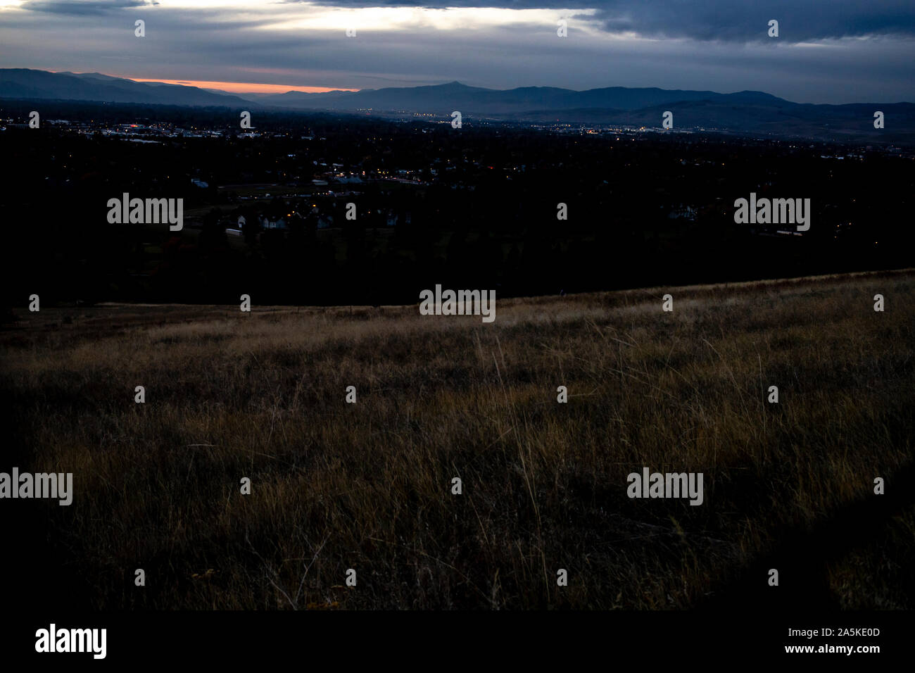 Missoula Montana Fall High Resolution Stock Photography And Images Alamy