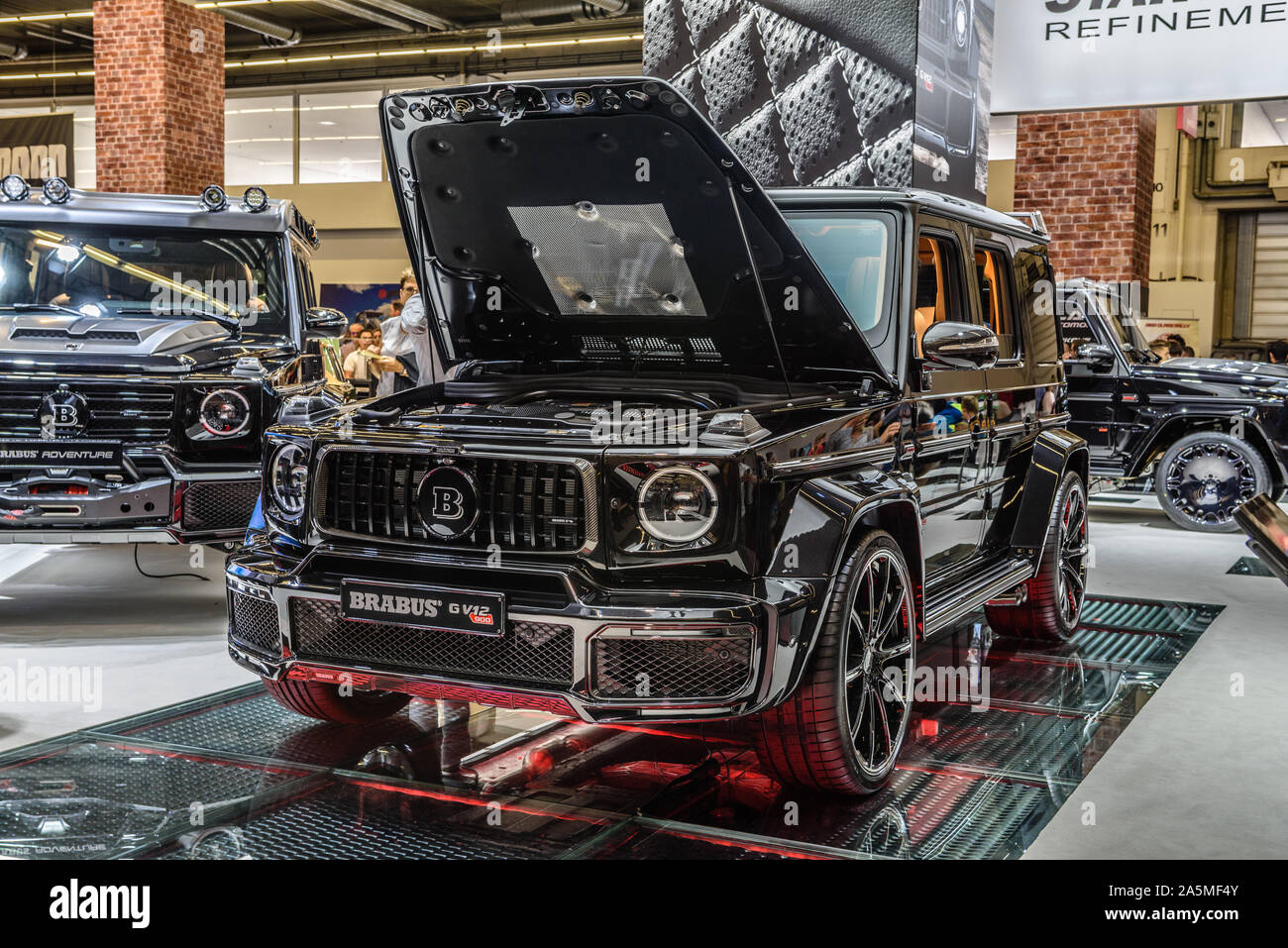 Mercedes Benz G Class High Resolution Stock Photography And Images Alamy