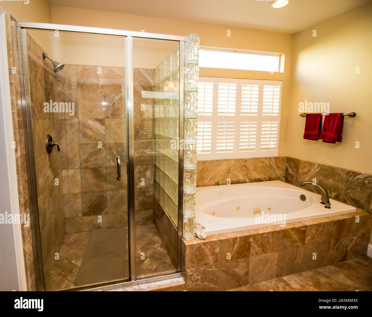 Jacuzzi Tub High Resolution Stock Photography And Images Alamy