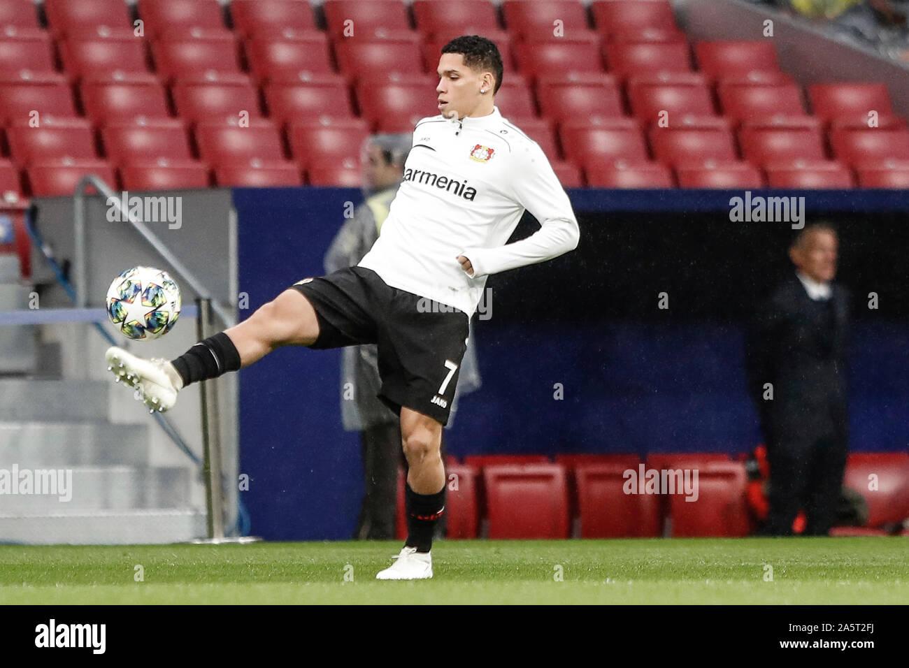 Paulinho Bayer 04 Leverkusen High Resolution Stock Photography and ...