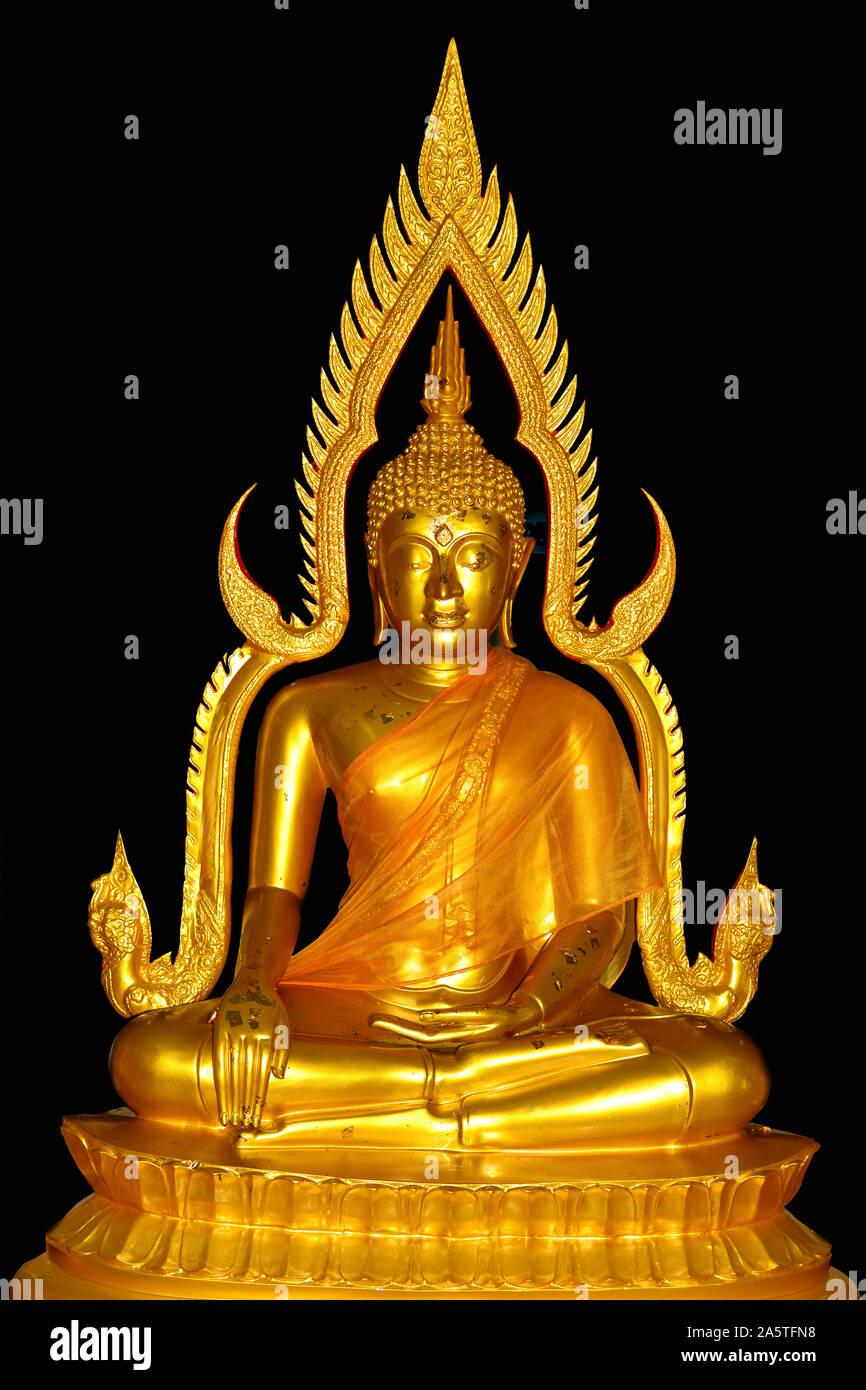 Buddha in Thailand, Bangkok, Asien, Stock Photo
