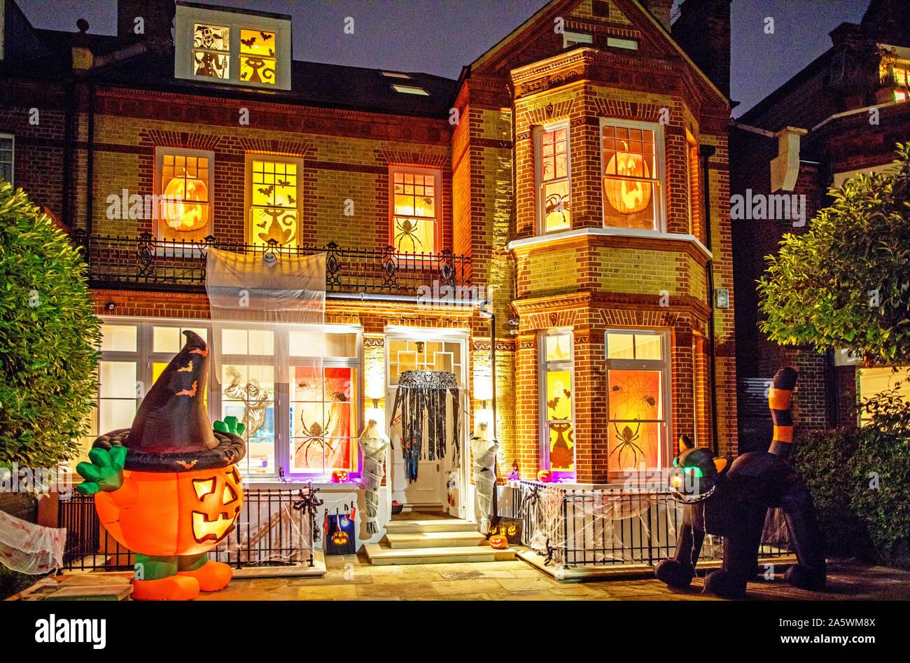 Haunted House Halloween Uk 2016