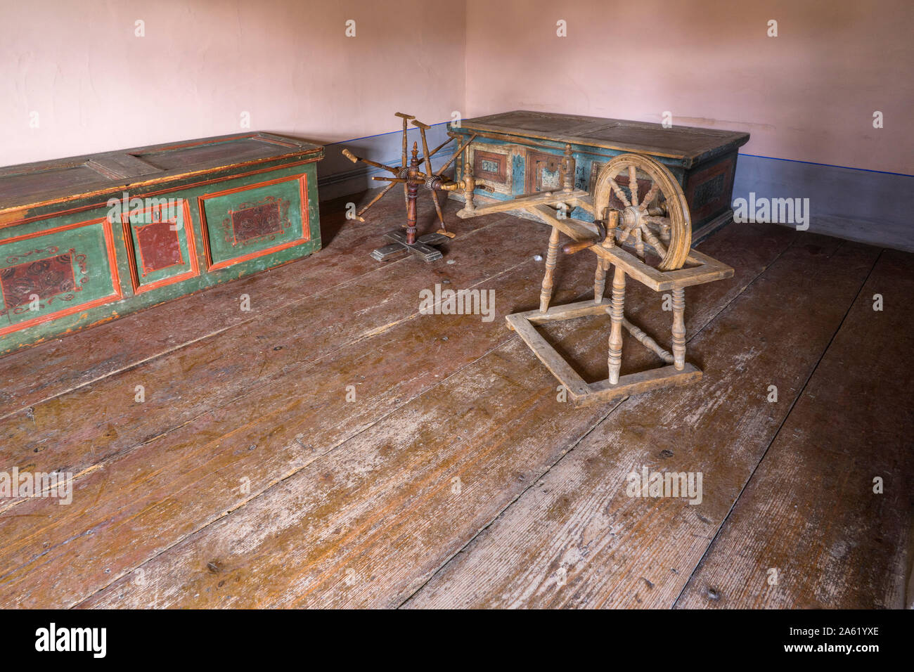 Terrific Old Wooden Chair Stock Photos Old Wooden Chair Stock Frankydiablos Diy Chair Ideas Frankydiabloscom