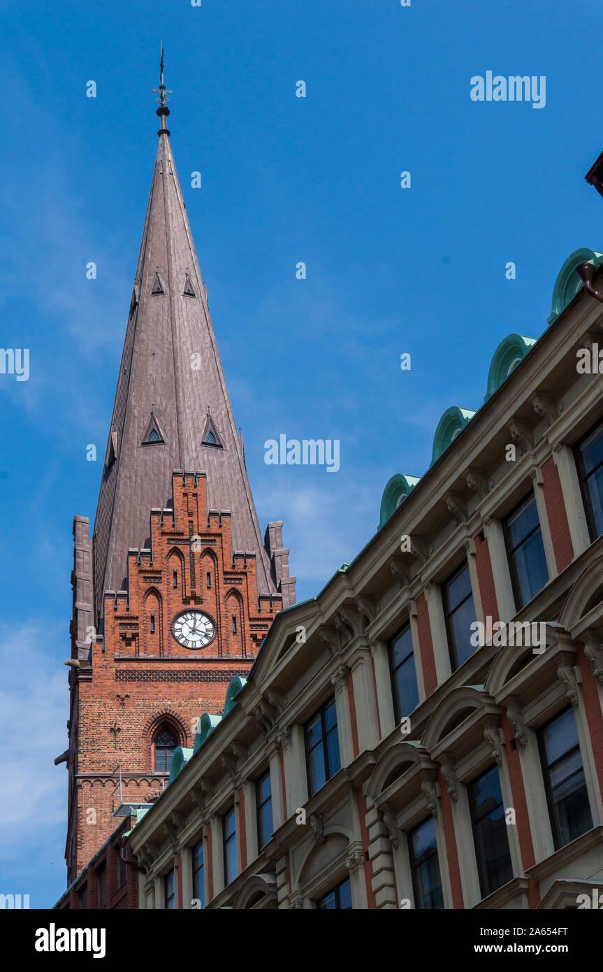Sankt Petri kyrka, Malm Wikipedia