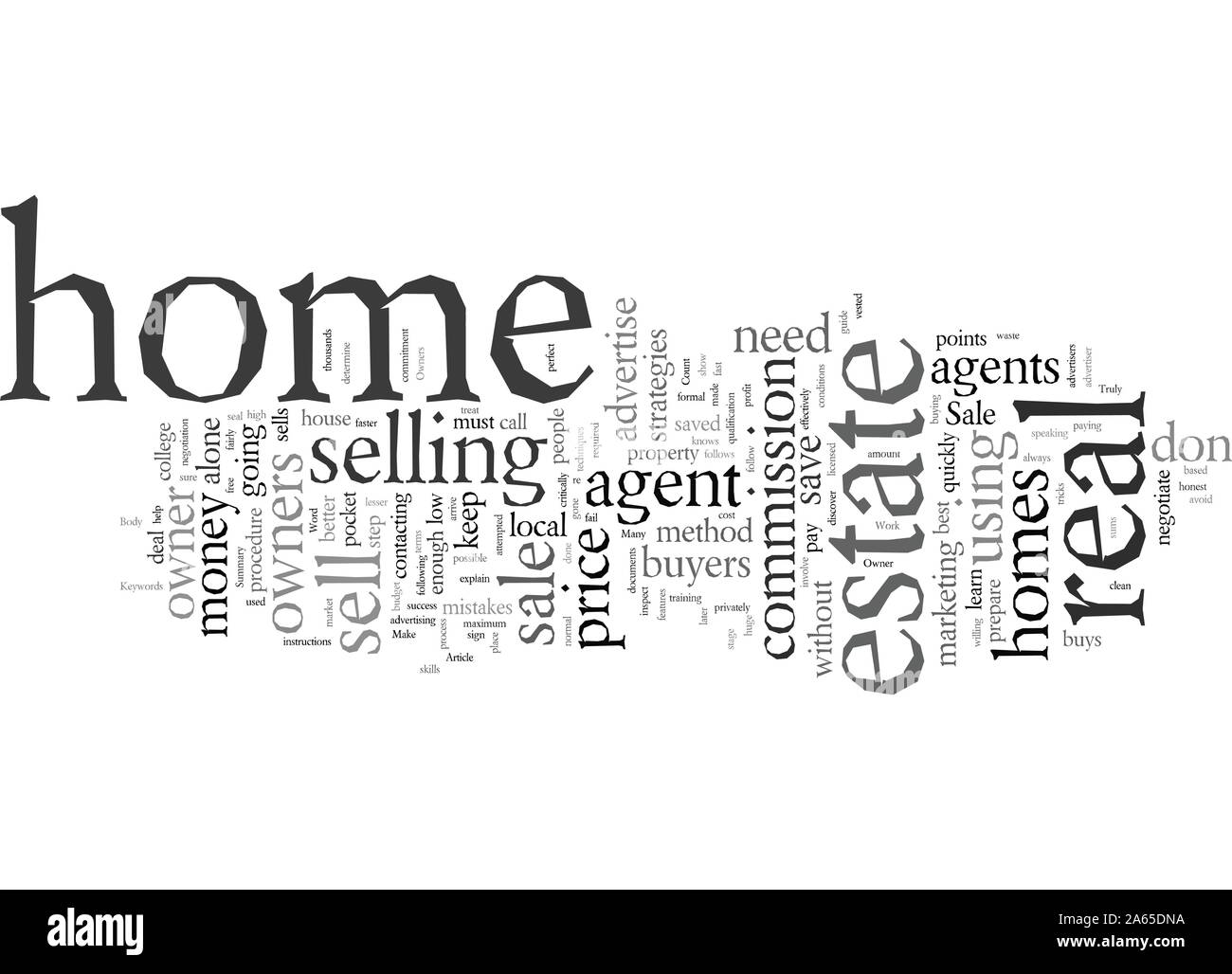 Does For Sale By Owner Work Stock Vector