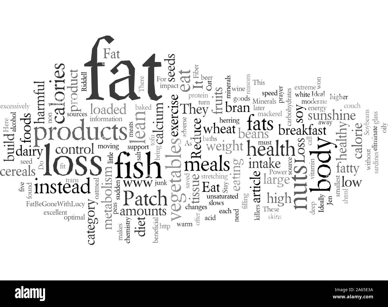 Do you want to be thinner healthy and fit Stock Vector