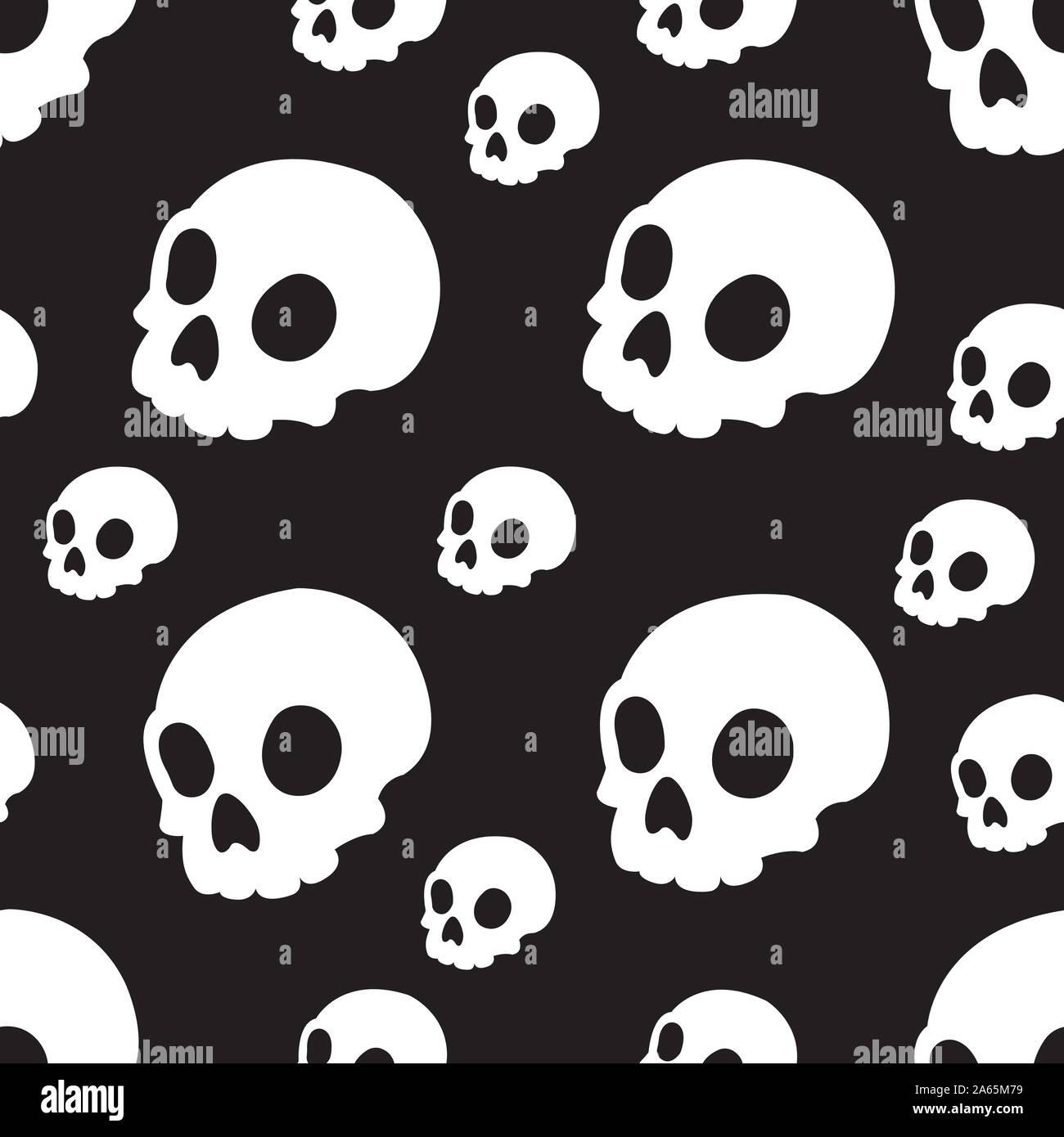 Skull Wallpaper Pattern Stock Photos Skull Wallpaper Pattern