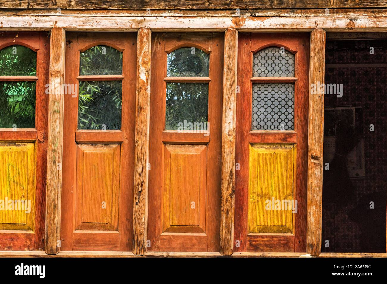 Kashmiri House High Resolution Stock Photography And Images Alamy