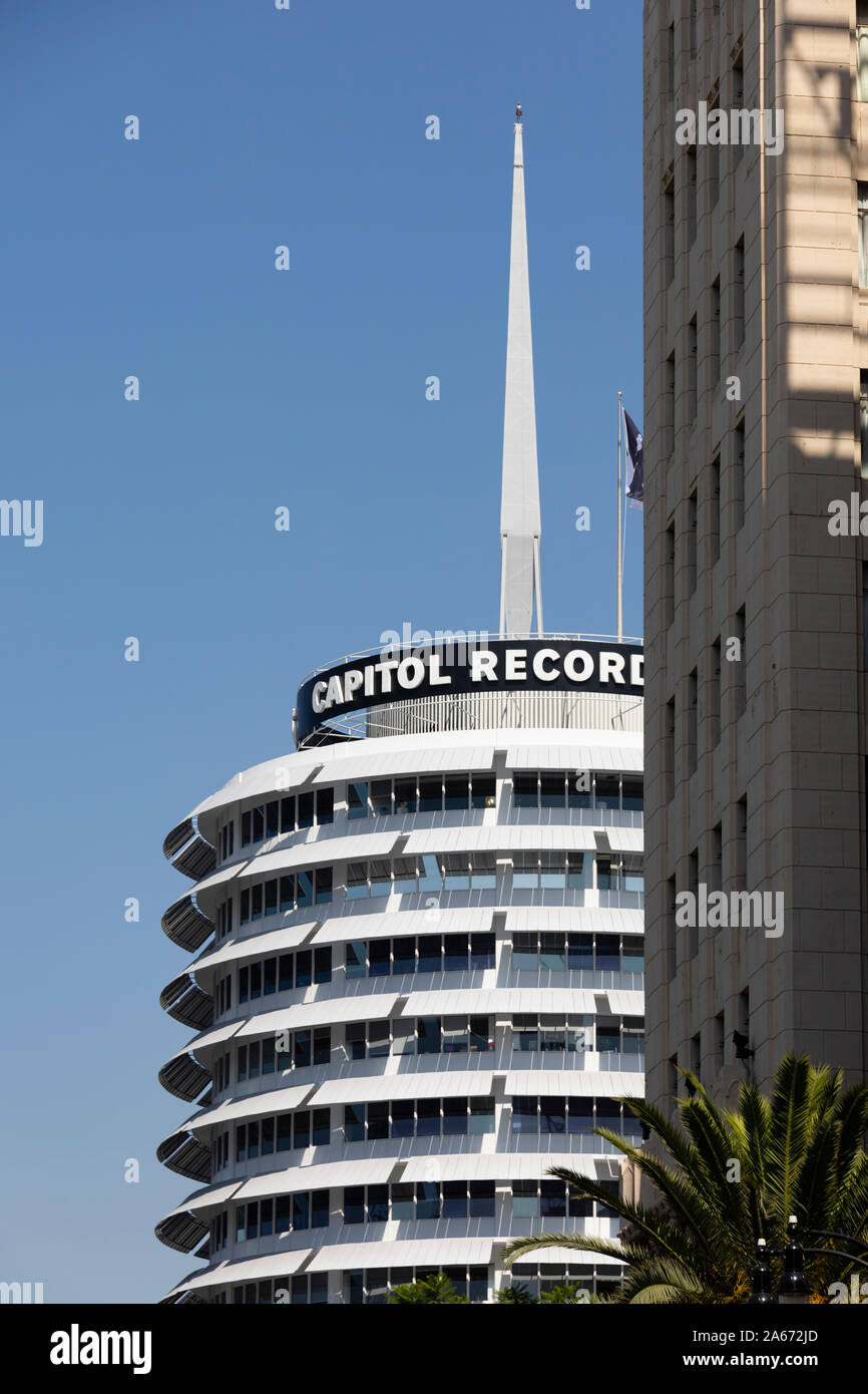 Capitol Records Stock Photos & Capitol Records Stock Images