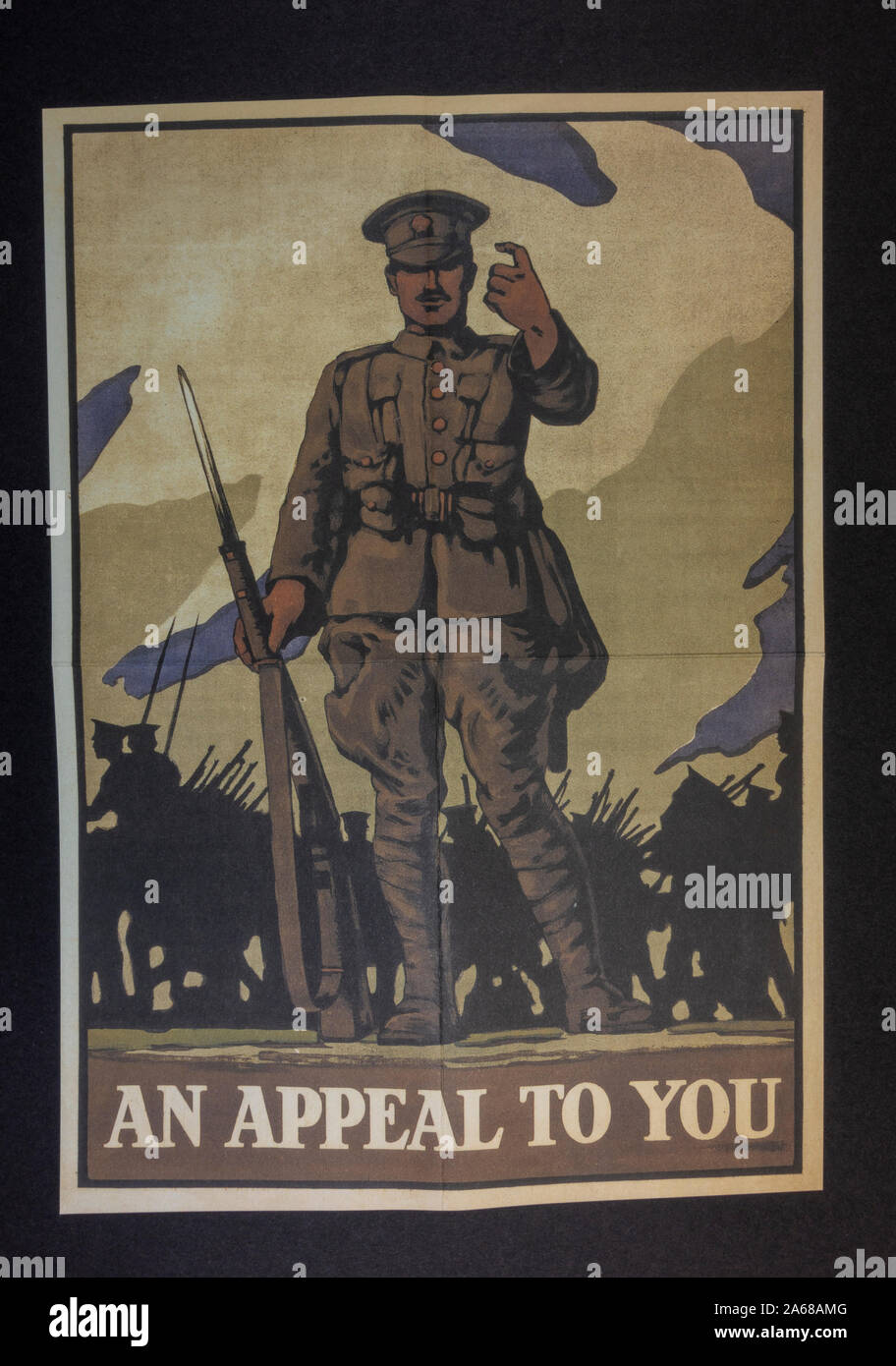 Enlist For Wwi High Resolution Stock Photography And Images Alamy