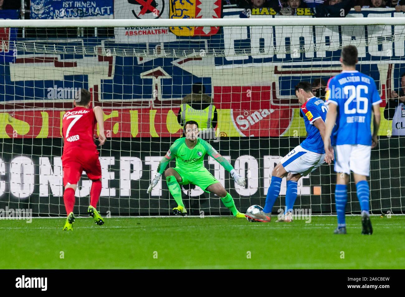 25 October 2019 Schleswig Holstein Kiel Soccer 2nd Bundesliga Holstein Kiel Vfl Bochum 11th Matchday In
