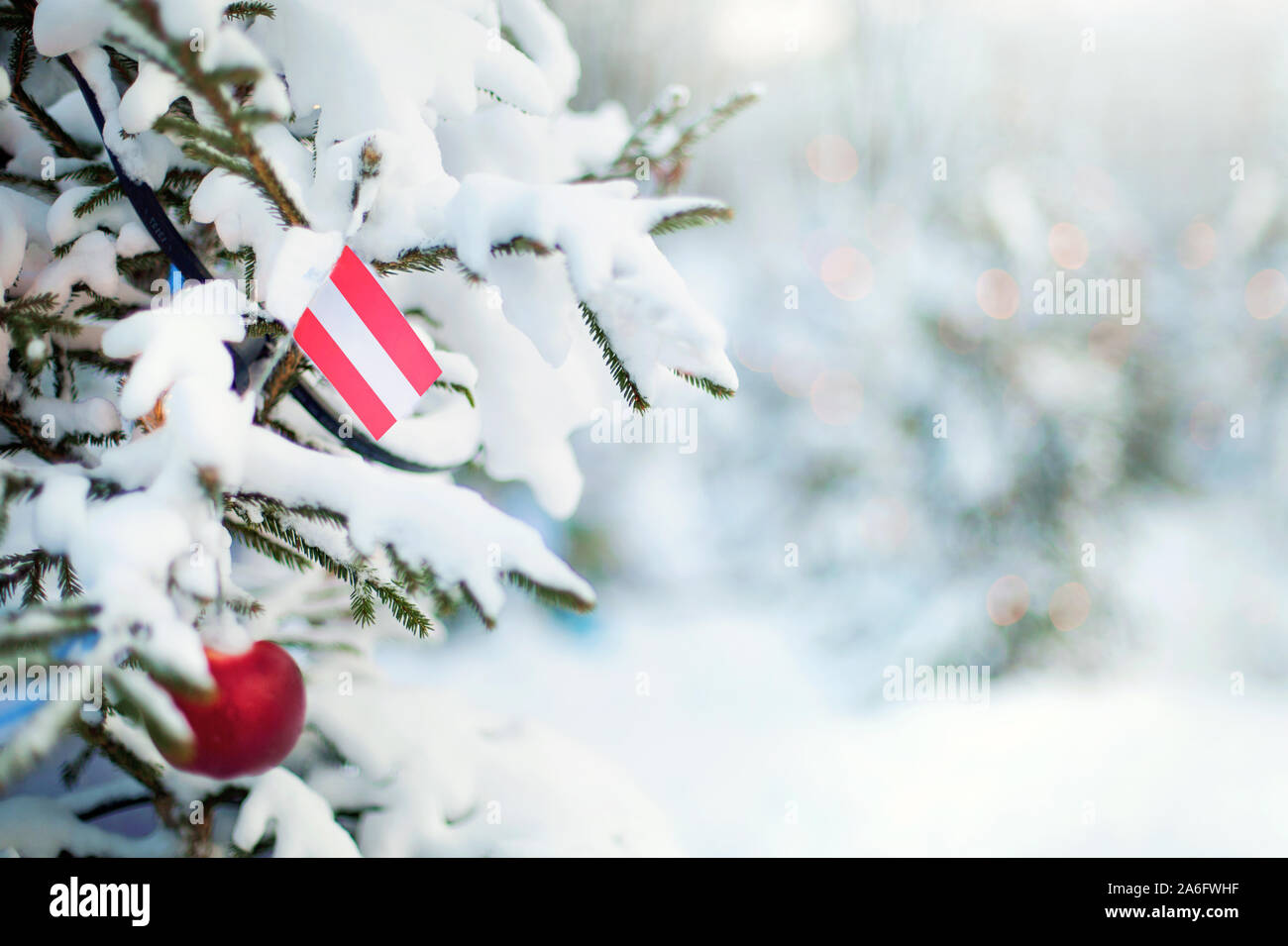 Austrian Christmas Tree High Resolution Stock Photography And Images Alamy