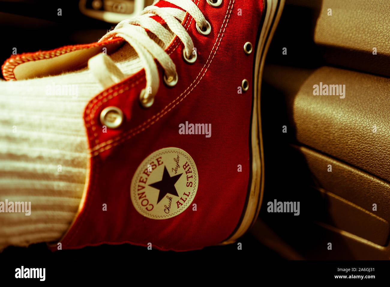 converse all star long