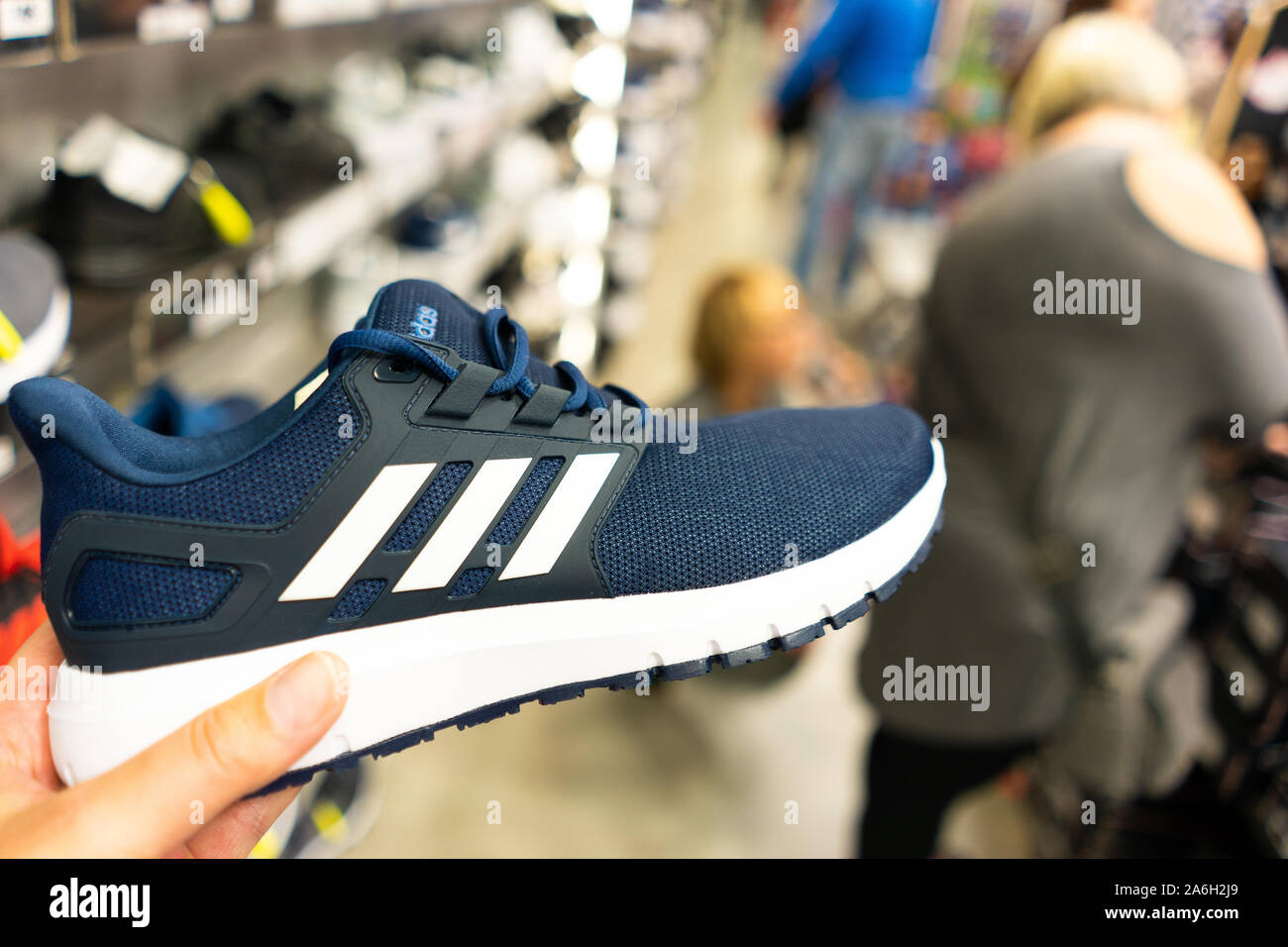 Adidas Trainers High Resolution Stock Photography and Images - Alamy