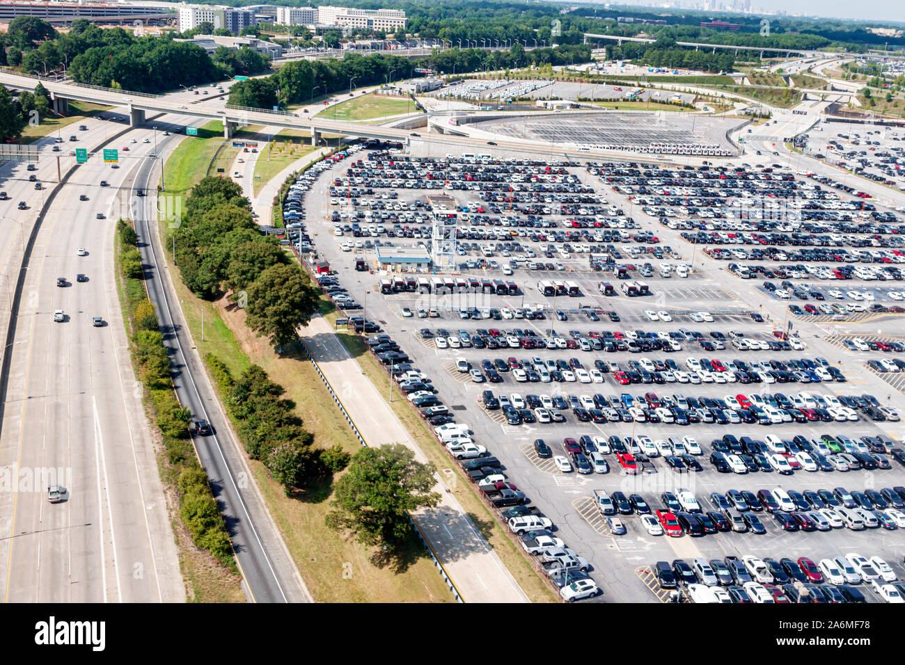 Parking At Atlanta Airport