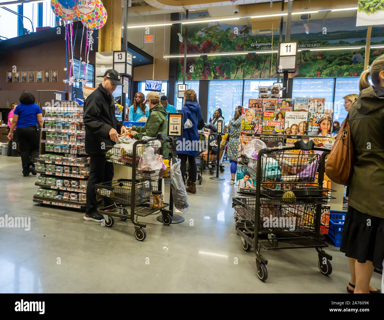 Wegmans Grocery Store High Resolution Stock Photography And Images Alamy