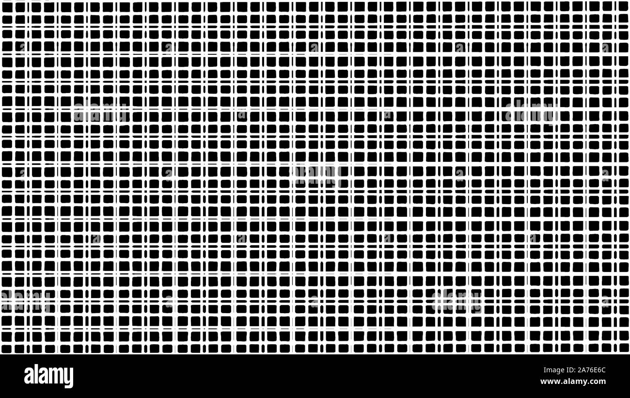 An Abstract Black And White Grid Background Image Stock Photo Alamy