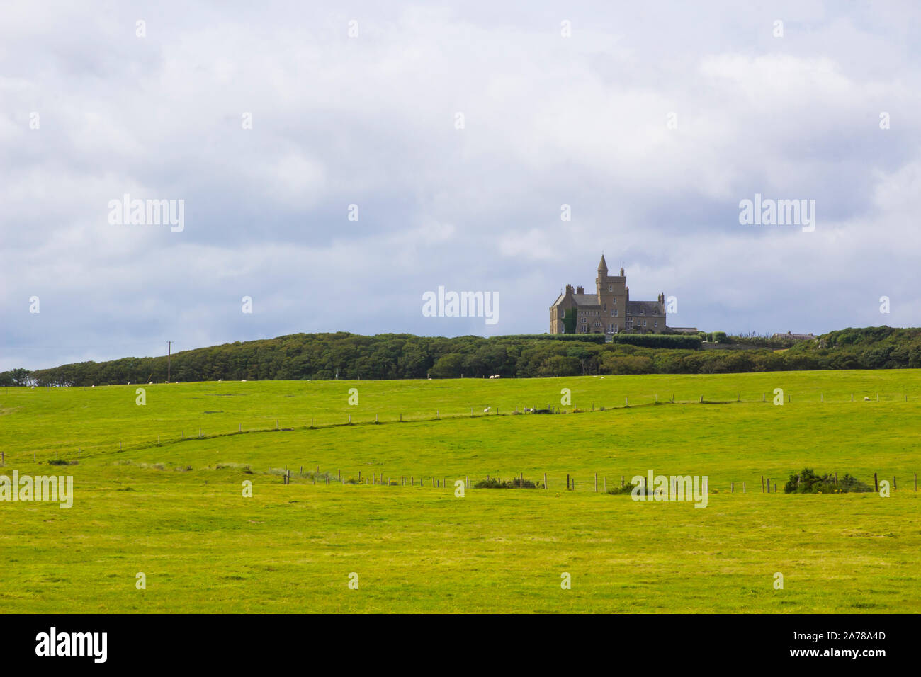 Classiebawn Castle High Resolution Stock Photography And Images Alamy