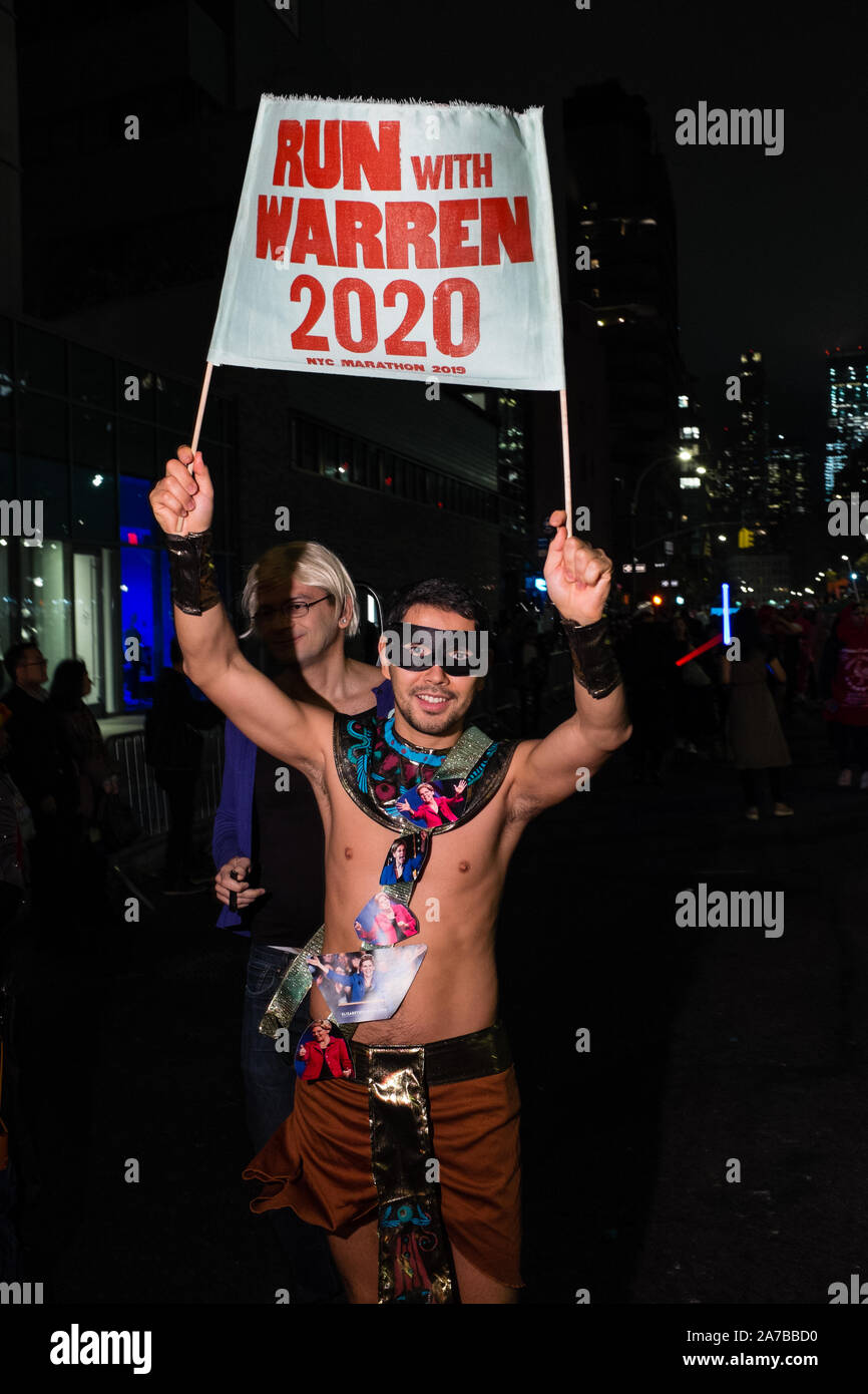 Halloween Events 2020 Nyc 31s New York, NY   31 October 2019. the annual Greenwich Village