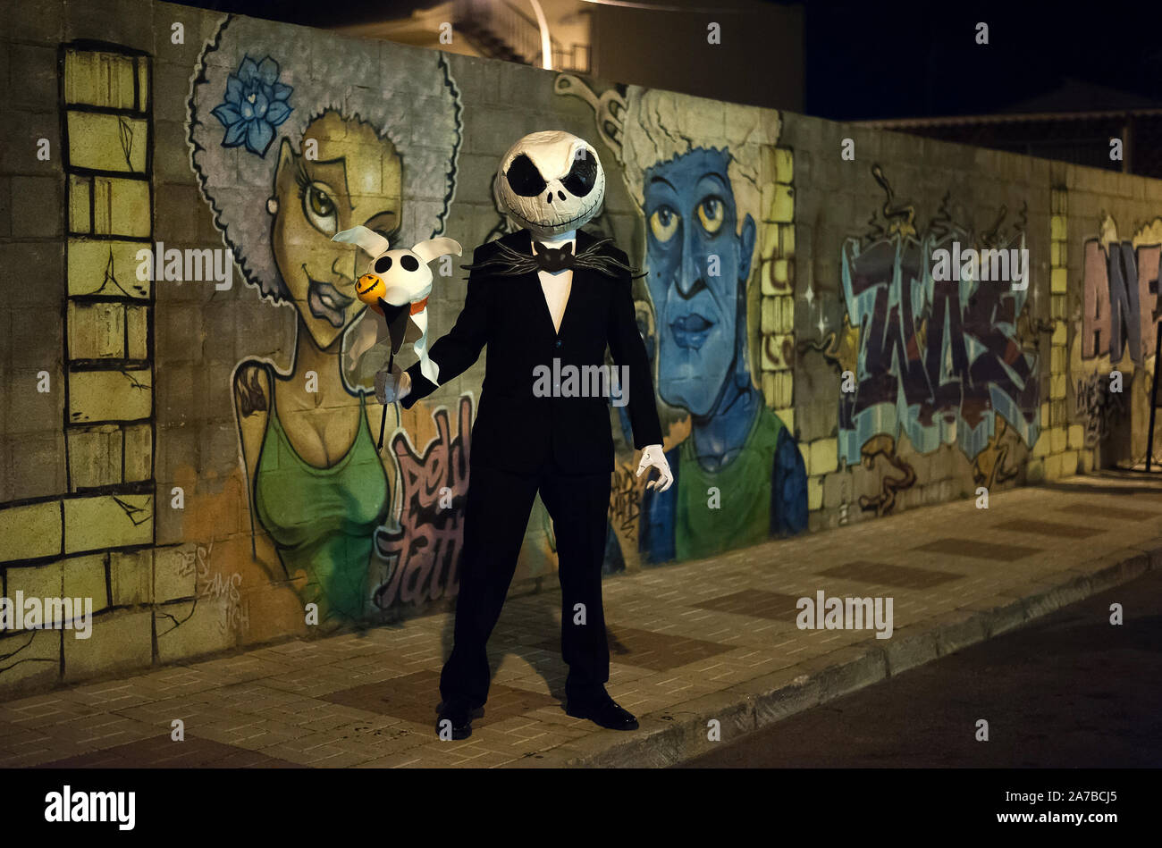 Jack Skellington Stock Photos Jack Skellington Stock Images Alamy