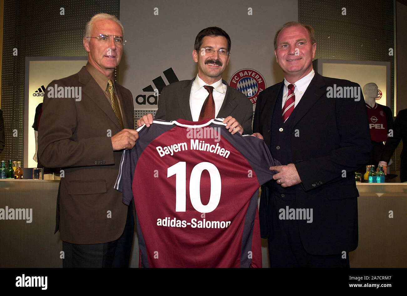 Munich Deutschland 14th Nov 2019 The Withdrawal Of Uli Hoeness As President Of Fc Bayern Munich