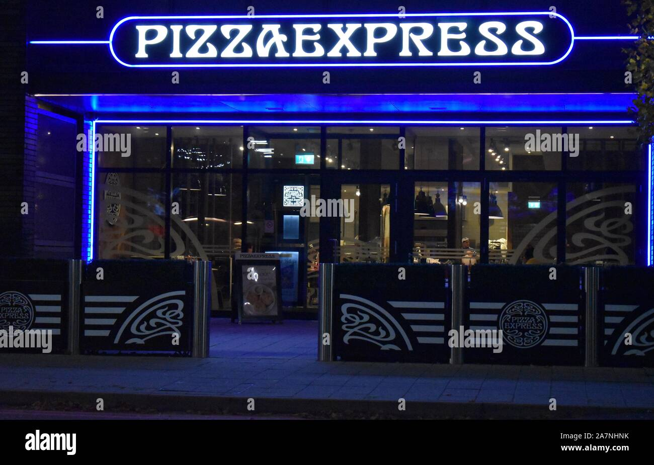 Pizza Express Chain Stock Photos Pizza Express Chain Stock