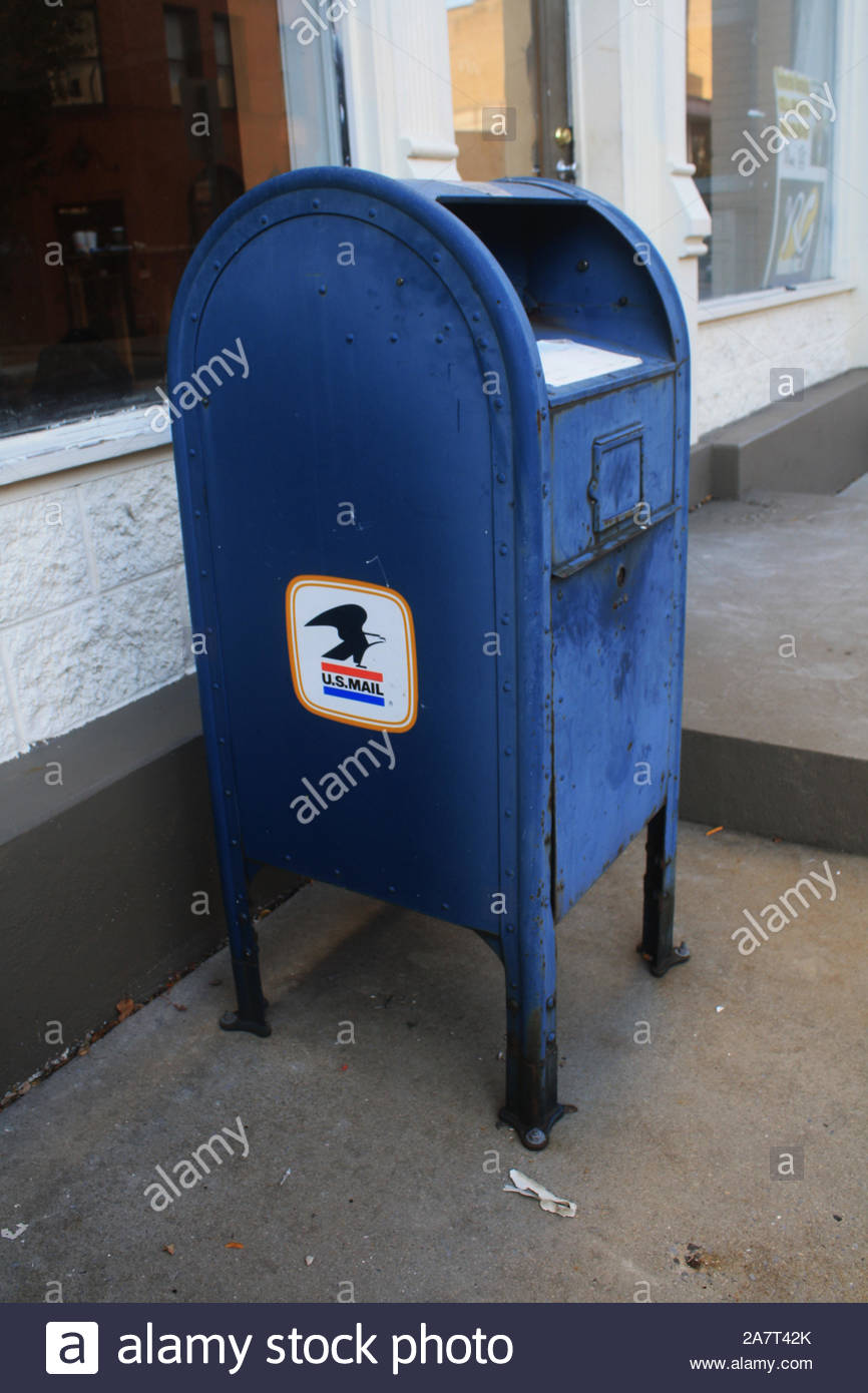 Page 2 Postal Service High Resolution Stock Photography And